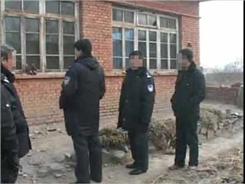 北京市公安局朝阳分局刑事侦查支队采访