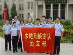 北京市公安局东城分局刑事侦查支队团支部